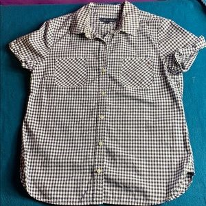 Tommy Hilfiger Button Down in Blue & White